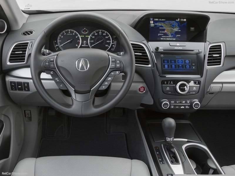 2016 Acura Rdx Image